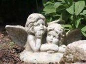 Angels garden bersicht gartendeko for Rostelemente garten